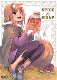 Spice & Wolf Artbook - The tenth year calvados